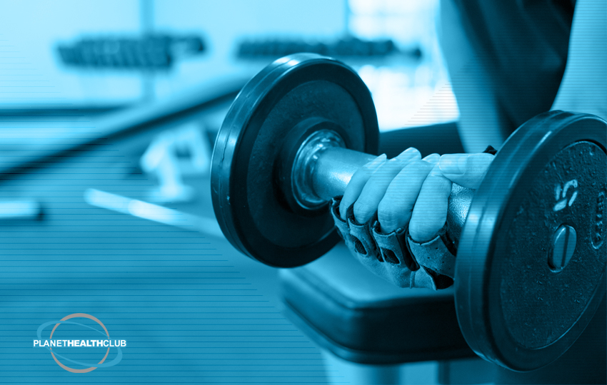How Many Free Weight Reps Is Enough?
