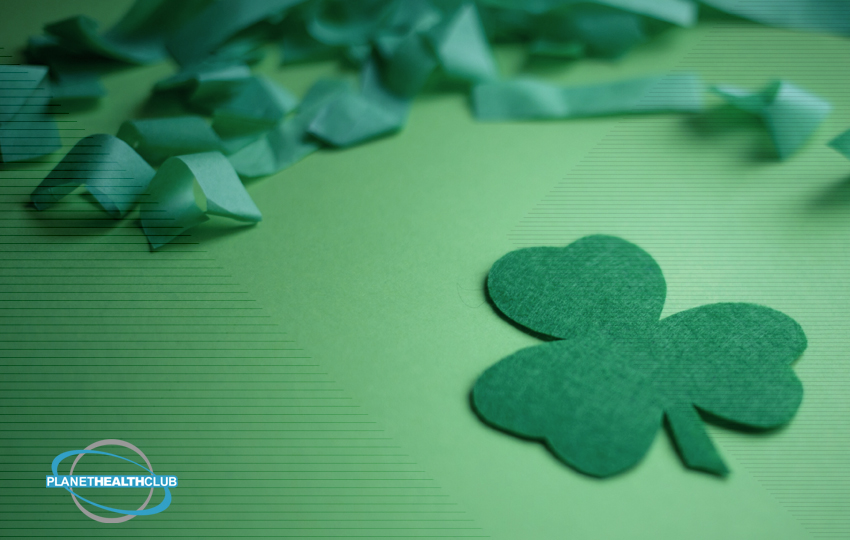 Celebrate St. Patrick's Day At Your Local Gym