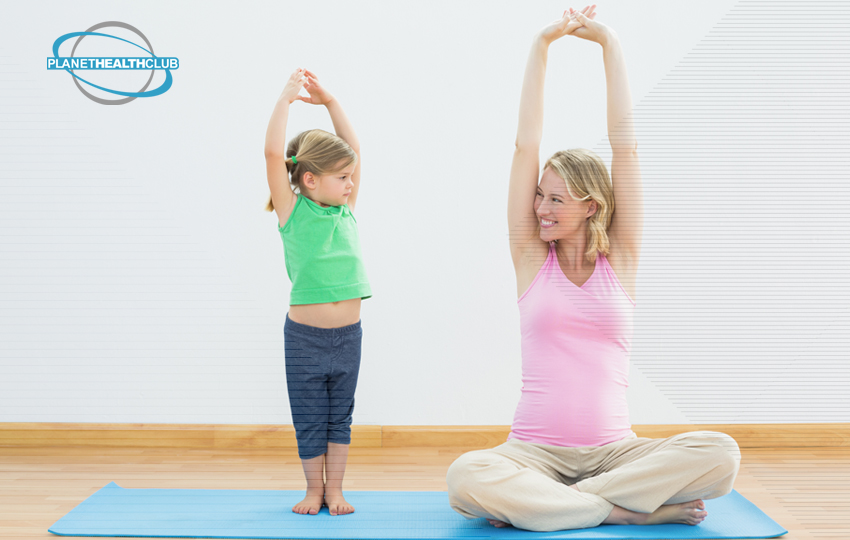 Make Mother's Day Special with a Trip to the Gym